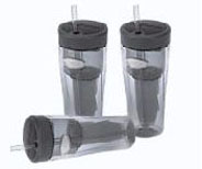 TUMBLER On the go filtered water