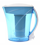 """""""Zero Water Pitcher - 8 Cups Brand New Includes 90 Day Warranty, The Zero Water ZD013 is a 8 cup ion exchange water dispenser with the latest filter pitcher technology"""